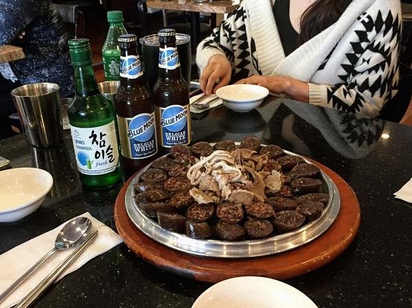 Sundae – Dồi Hàn Quốc