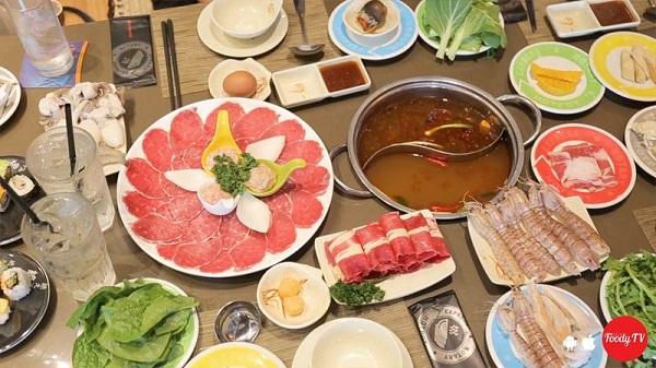 Buffet Kichi Kichi